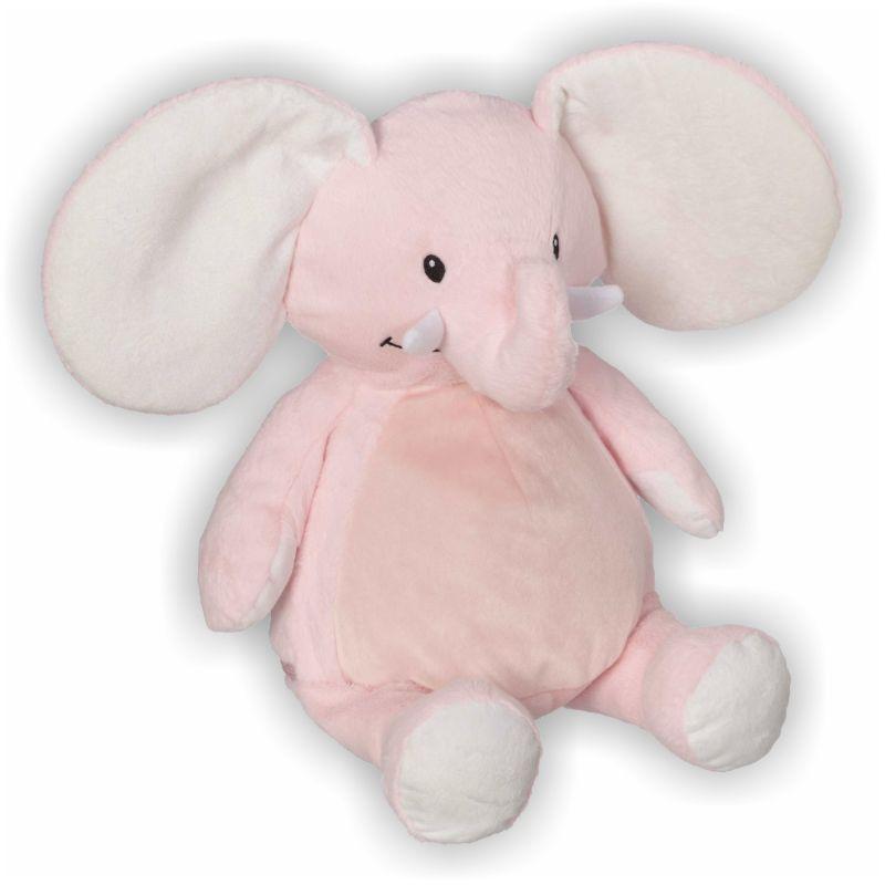 Schmusebuddy Elefant Erica rosa 41cm