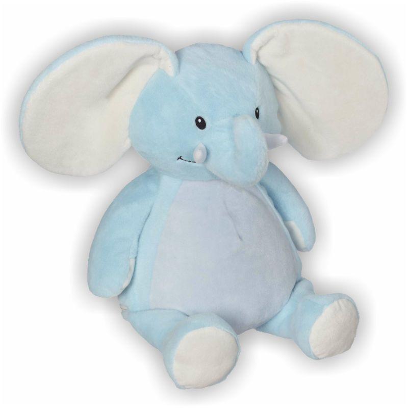 Schmusebuddy Elefant Eric blau 41cm