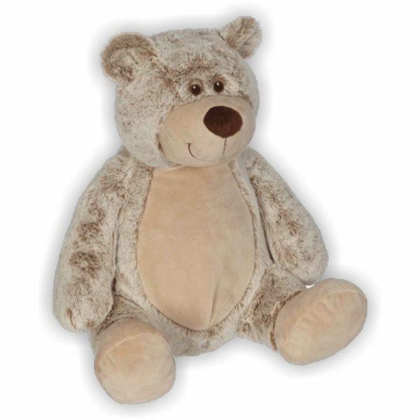 Kuscheliger super weicher Teddybär mit süßem Lächeln