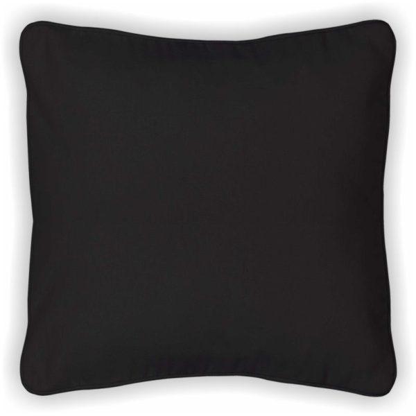 Bestickbares Kissen mit Klettverschluss auf der Rückseite