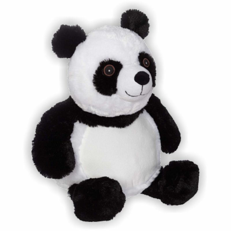 Paul... ein Panda mit niedlichen Ohren und kuscheligem Fell