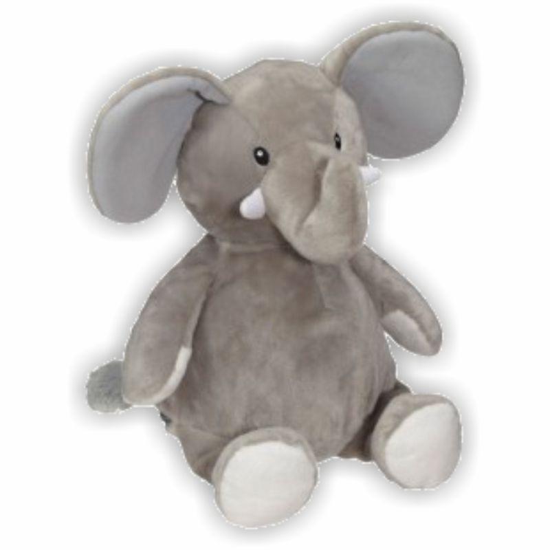 Schmusebuddy Elefant Eric grau 41cm
