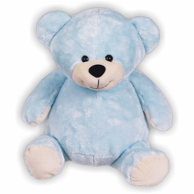 Schmusebuddy Bär Benjamin blau 41cm