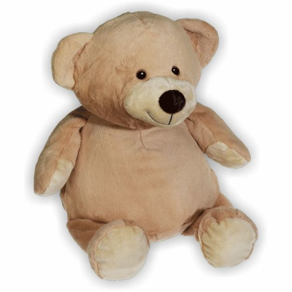 Klassischer Teddybär mit niedlichem Gesicht für groß und klein
